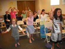 SINGING TIME IDEA: 16 ideas for Primary music time