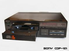 Historia de la Tecnología: 30 años de la salida al mercado del CD CDP101a