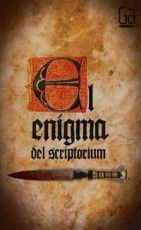 El enigma del scriptorium. Autor: PEDRO RUIZ GARCÍA. Editorial: SM. Colección: GRAN ANGULAR. 216 Páginas. 13x21 cm.