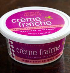 Vermont Creamery Crème Fraiche
