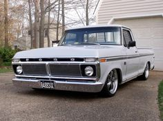 F100 with the right ride height...
