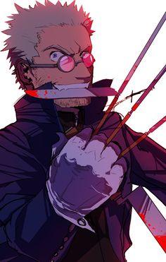 Tags: Anime, Hellsing, Alexander Anderson, Geneon Pioneer
