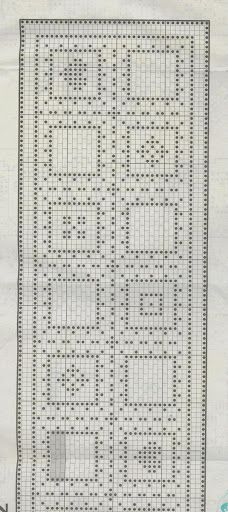 Filet on Pinterest | Filet Crochet, Filet Crochet Charts and Picasa
