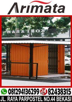 folding gate di pondok gede | Folding Gate Di Indonesia | Pinterest ...