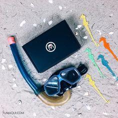 Sumérgete en un mar de belleza y diversión con tumaqui. - #tumaqui #summer  #makeup