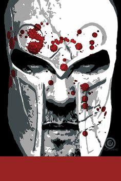 WEST COAST AVENGERS — astonishingx: Magneto's Monday: Magnetoby Chris...