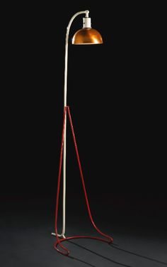 Gilbert Rohde, floor Lamp, 1930