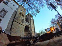 Catedral - Guia de viagem e dicas de Turismo em Évora, na região do Alentejo - Portugal.