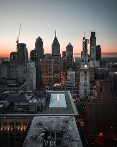 Striking Urban Photos of Philadelphia by Ryan Mohl Urban Photography, Amazing Photography, Street Photography, Nature Photography, Instagram Website, High Rise Building, Urban Landscape, Travel Goals, Night Time