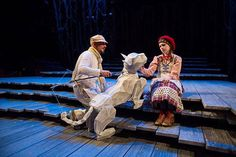 """Once Upon A Blog...: Other Theatrical Snow Queen Productions (Pt 6) :Triad Stage's Appalachian """"Snow Queen"""" (I Heart This So Very Much!)"""