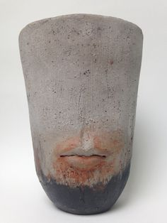 Ceramic sculpture.Various oxides