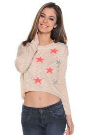 Tricot Estrelas Pop