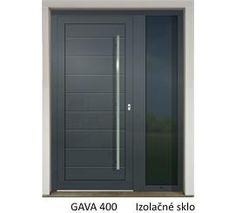 GAVA 400 RAL7016 vchodové dvere Entry Doors, Wood Doors, Tall Cabinet Storage, Locker Storage, Aluminium Doors, Lockers, Villa, House, Furniture