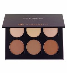 Almost everything you need in one pretty palette: Anastasia Of Beverly Hills Contour Kit