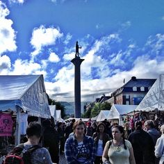 "@anomedie's photo: ""Martna i by'n #market #festival #martna"""