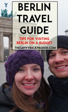 Our guide to getting the most out of your trip to Berlin — including plenty of budget-friendly travel tips. Europe Travel Tips, European Travel, Travel Guide, Backpacking Europe, Travel Hacks, Budget Travel, Travel Destinations, Berlin Travel, Germany Travel