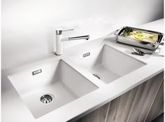 The Galley Ideal Workstation Stainless Steel Clean Up Kitchen