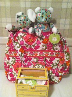 Vera Bradley Mom's Day Out Bag