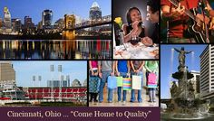#Cincinnati Real Estate & Homes For Sale: Cincinnati is one metro area of SW Ohio, and a colorfully diverse city full of festive opportunities for fun seekers of all kinds. Cincinnati's suburbs like Mount Adams, Blue Ash, Anderson Township and other popular places offers some amazing luxury homes and housing opportunities, some with views of the valley and Ohio River, and also the skyline of Newport Kentucky.