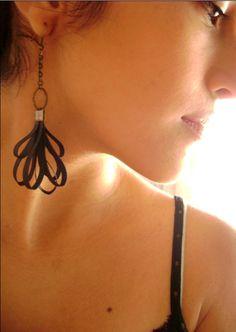 Captivates Me Collection  Seductive Black silk by DivinaLocura