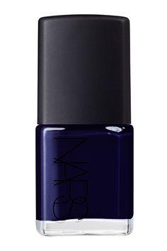 New Nail Color for Fall 2014 | Moody Navy | NARS La Notte Nail Polish