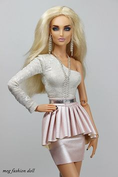 New outfit for Kingdom Doll / Deva Doll/ '' CHIC V '' | Flickr - Photo Sharing!