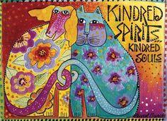 Kindred Spirits       Laurel Burch