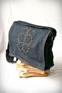 Сумки из джинсов (трафик)