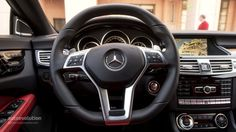 2014 MERCEDES-BENZ CLS63 AMG steering wheel http://www.autoevolution.com/testdrive/2014-mercedes-benz-cls63-amg-4matic-review-2013.html