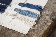 Rope dyed indigo, pt. 1 Clothes made in England