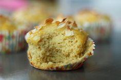 Quadruple Coconut Muffin Recipe (Gluten-Free and Paleo!) Truly a guilt-free treat.