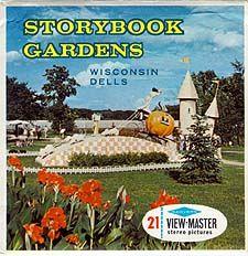 When I was a kid, Storybook Gardens in Wi Dells was our Disneyland...Julie