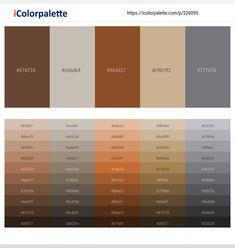 Limed Oak – Luxor Gold – Old Copper – Indian Khaki – Bazaar Color scheme Beige Color Palette, Orange Palette, Orange Color Palettes, Brown Color Schemes, Colour Pallete, Moka, Pink Color Combination, Orange Braun, Hex Color Codes