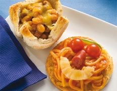 Recipes For Toddlers Spaghetti Loaf