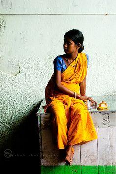 Breakfast of Tea and a Bun , India