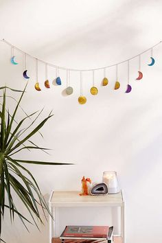 Shop Hammered Metal Moon Cycle Banner at Urban Outfitters today.