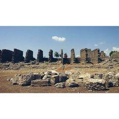 Aspendos Antik Kenti /Aspendos Ancient City - Antalya / Turkey