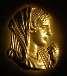 Olympias, mother of Alexander the Great King of Macedonia the ancient kingdom of Greece (Hellas) Ancient Greek Art, Ancient Greece, Ancient Rome, Alexander The Great, Historical Artifacts, Ancient Artifacts, Historical Sites, Greek History, Ancient History