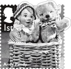 Children's TV Classics - Andy Pandy