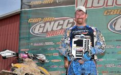 In his final race before retirement, Team UXC Racing  Can-Am Renegade 800R X xc pilot Cliff Beasley finished second in the U2 class and won his sixth straight class championshi - Photo Gallery - ATV Trail Rider