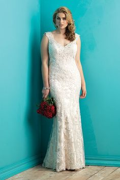 Allure Bridals, Style W361