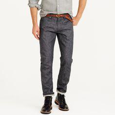 571f1cd71a J.Crew   Gray Wallace & Barnes Slim Grey Selvedge Jean for Men   Lyst