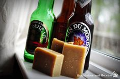 Father's Day Gift Ideas (Beer Soap!)