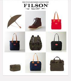Shop Filson