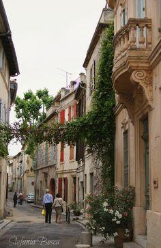 Side Street in Arles ~ France