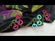 1459 İğneden Tığa Bu Tasarımı Herkes Yapabilecek - YouTube Hand Embroidery Designs, Crochet Earrings, Youtube, Model, Vintage, Jewelry, Jewlery, Jewerly, Schmuck