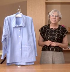 Cynthia Guffey has been designing women's clothing and teaching sewing for many years. We recently caught up with her to talk all things sewing.
