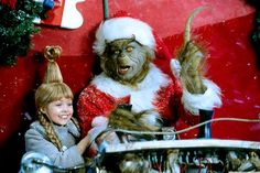How-The-Grinch-Stole-Christmas.The magic was when The Grinch felt the spirit of Christmas and risked all to give the trimmings back to Whoville O Grinch, The Grinch Movie, Grinch Stole Christmas, Christmas Carol, Christmas Wishes, Christmas Photos, Christmas Fun, Christmas Specials, Xmas