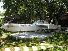 Ekranoplan – Wikipedia tiếng Việt Flying Ship, Flying Boat, Ultralight Plane, Float Plane, Driveway Design, Ground Effects, Plane Design, Abandoned Ships, Experimental Aircraft