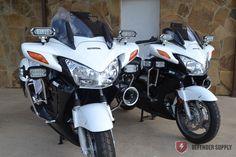 Honda Police Motorcycle for Ceader Park http://www.defendersupply.com/